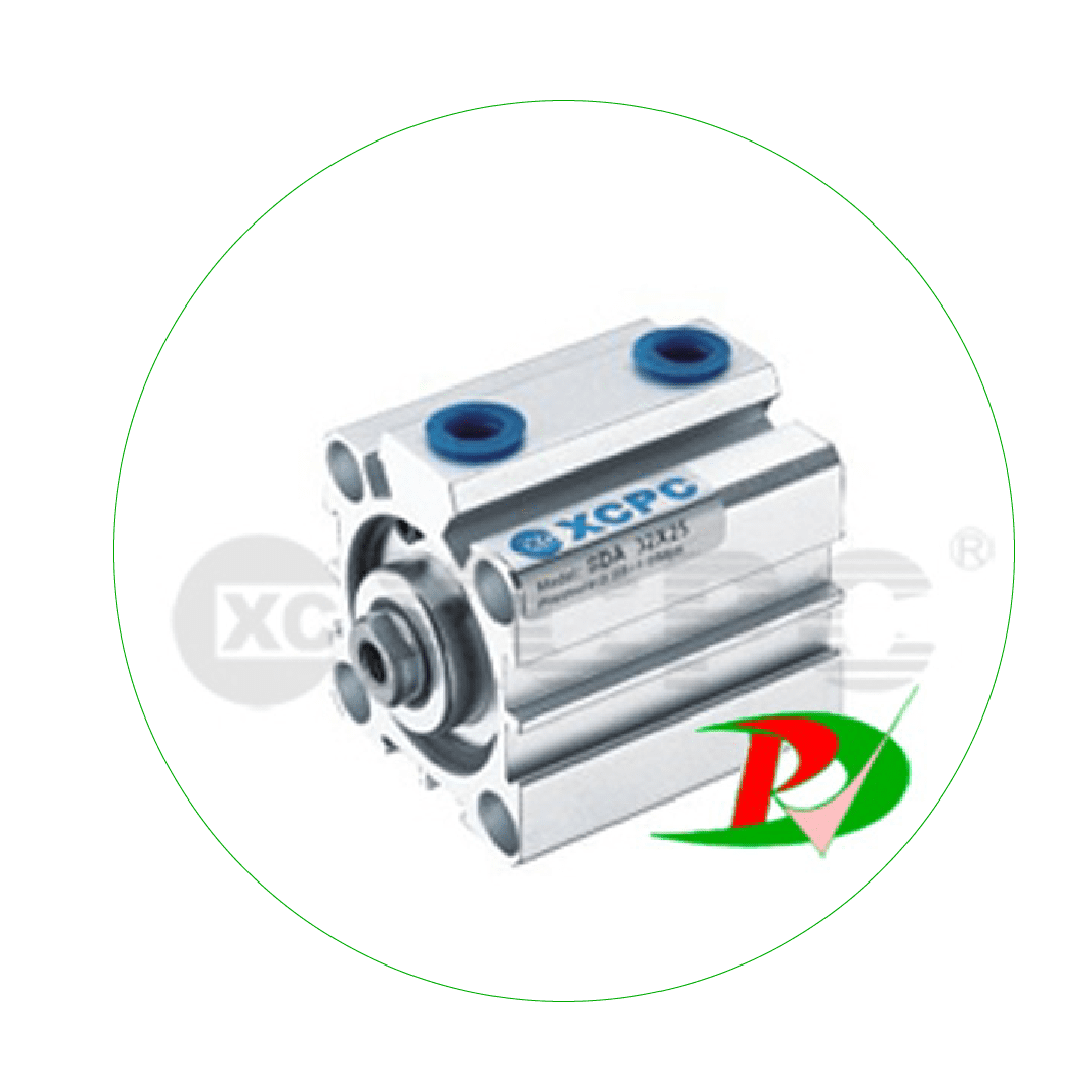 cilindro neumático compacto serie sda